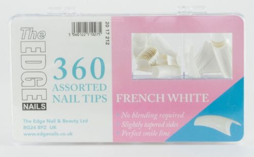 The Edge French White (50% off)  - CHOOSE QUANTITY